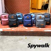 SPYWALK 豬鼻附小袋休閒後背包 NO:S9175