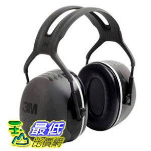 [現貨供應 重度噪音環境用]3M PELTOR (標準式) X5A 防音耳罩 X-Series Over-the-頭耳罩 NRR 31 dB 黑 X5A TB12