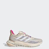 Adidas 4DFWD Pulse W [Q46226] 女 慢跑鞋 運動 跑鞋 緩震 輕量 編織 穿搭 愛迪達 米