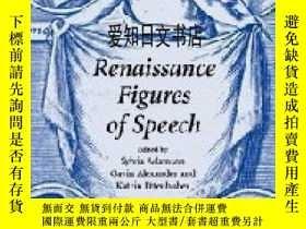 二手書博民逛書店【罕見】Renaissance Figures of SpeechY175576 Sylvia Adamson