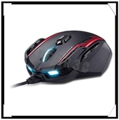 新竹※超人3C E9138 GX Gaming Gila 雷霆蠍 - 專業次世代MMO/RTS 專業雷射遊戲滑鼠