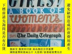 二手書博民逛書店CHIN罕見UP,GIRLS! A Book of women