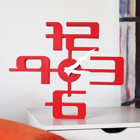 THUNDER閃德造型時鐘-3色(CM2/1107)【DD House】