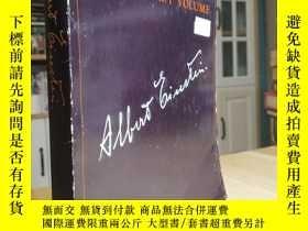 二手書博民逛書店Einstein罕見: A centenary volumeY3