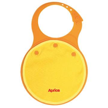愛普力卡 Aprica  柔軟型餐用圍兜兜 89683 好娃娃
