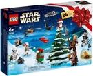 樂高LEGO STAR WARS 聖誕節...