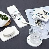 硅藻土 杯墊 皂墊 北歐風 吸水杯墊 辦公桌 洗手台 防潮 交換禮物 仙人掌硅藻土杯墊【M026】慢思行