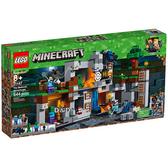 樂高積木 LEGO 2018《 LT21147 》Minecraft 系列 - The Bedrock Adventures╭★ JOYBUS玩具百貨