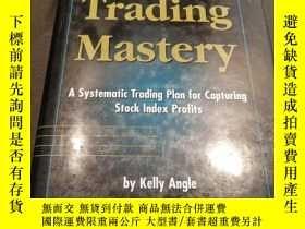 二手書博民逛書店S&P罕見500 Trading Mastery -A Systematic Trading Plan for C