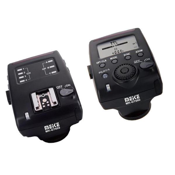 黑熊館 美科 MK GT600 觸發器 Nikon D5200 D90 D70 D5500 引閃器 TTL 離機閃