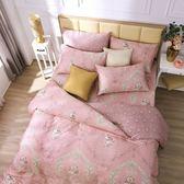 床包枕套 雙人床包組 天絲 萊塞爾 愛麗斯戀曲[鴻宇]台灣製2131