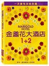 金盞花大酒店 1-2 套裝 DVD The Best Exotic Marigold Hotel 1+2 (音樂影片購)