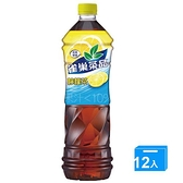 雀巢茶品檸檬茶1250mlx12入/箱【愛買】