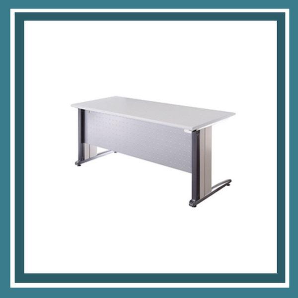 【必購網OA辦公傢俱】OTS -127G鋁合金辦公桌