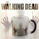 陰屍路變色馬克杯 行屍走肉 The Walking Dead 熱感杯 溫感 殭屍 交換禮物
