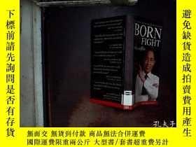 二手書博民逛書店born罕見to fightY180897