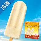 義美冰棒-土豆仁牛奶冰棒87.5g*5入【愛買冷凍】