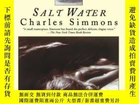 二手書博民逛書店Salt罕見WaterY256260 Charles Simmons Pocket 出版1999