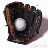 棒球棒 棒球手套 棒球手套9寸 10寸 11寸 壘球手套 兒童少年青年成人訓練投手 IGO 玩趣3C