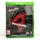 Xbox Series X One 喋血復仇 中文版 Back 4 Blood 【現貨】