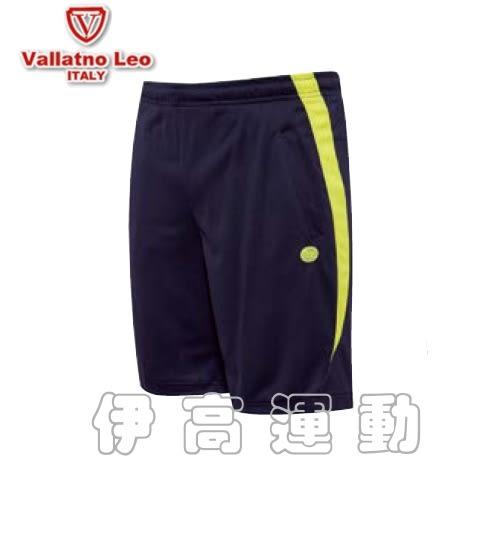 Vallatno Leo范倫鐵諾男款針織短褲 VS5503-141825