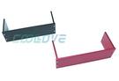 【鼎立資訊】AL-TRON 機殼 5.25吋 空間 用前擋板 (黑/紅兩色可選)