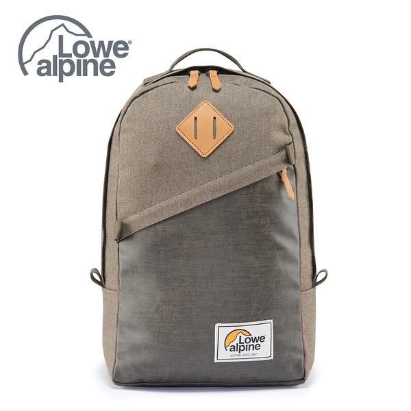 Lowe Alpine 五十週年 經典紀念款 Adventurer 20 多功能電腦都會包 棕石 #FDP61