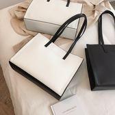 手提包 側背包 時尚 簡約 百搭 大容量 公文包