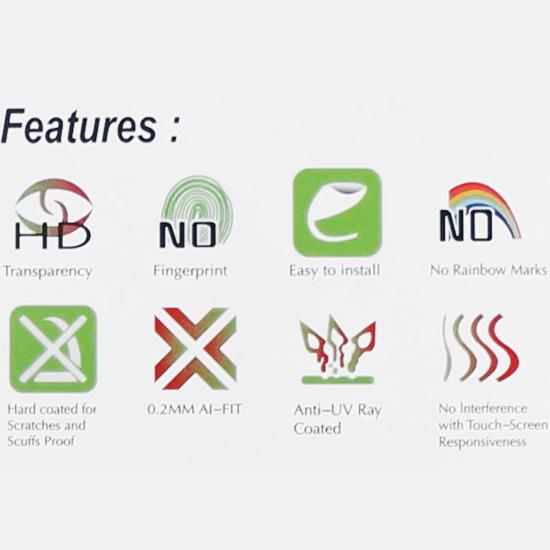 【保護貼】Fitbit Charge2 時尚健身手環螢幕保護貼/運動智慧手錶軟性防爆膜/強化防刮保護膜/2入裝