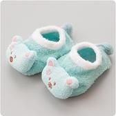 嬰兒襪子 寶寶防滑地板襪秋冬加厚學步襪