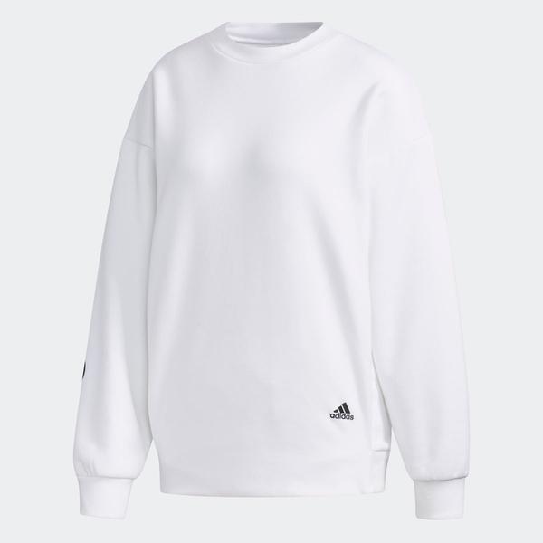 Adidas W S2S SWT CREW 女款長袖上衣-NO.ED1514