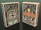 【USPCC 撲克】BICYCLE FEDERAL 52/GOLD CERTIFICATE 美鈔紀念 撲克牌
