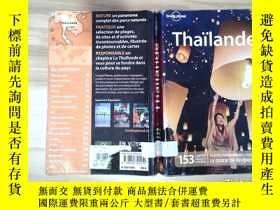 二手書博民逛書店Lonely罕見Planet THAILANDE 孤獨星球旅遊指