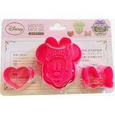 日本迪士尼造型餅乾模 模具 壓模 米奇 米妮 維尼 烘培壓模 迪士尼 米妮 日本代購  (呼呼熊)