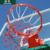 籃圈 戶外籃球架家用訓練壁掛式籃球框掛式兒童青少年成人標準籃筐T