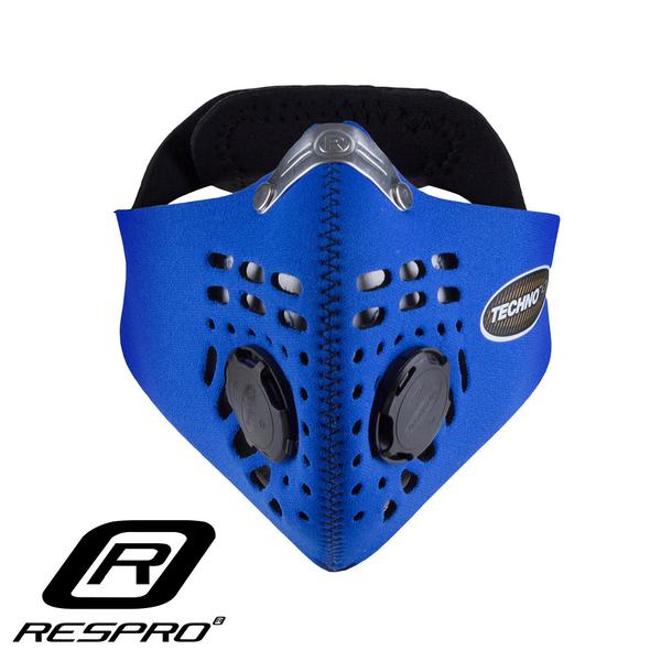 英國 RESPRO TECHNO 防霾競速騎士口罩(藍色 )