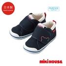 MIKI HOUSE 日本製 新款學步鞋...