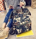 韓版後背包 帆布後背包  雙肩包 休閒背包 旅行背包 書包 電腦包 大容量 手提 側背 肩背帆布包