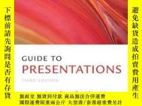 二手書博民逛書店Guide罕見To Presentations (3rd Edition) (guide To Series In