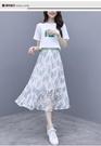 兩件式洋裝 夏季2020新款韓版網紅洋氣...