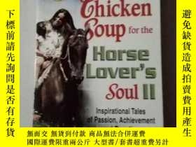 二手書博民逛書店Chicken罕見Soup for the Horse Love
