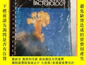 二手書博民逛書店英文書罕見the shorter determinative bacteriology 短程細菌學Y16354
