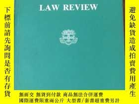 二手書博民逛書店The罕見Sydney Law Review Vol.11 No.2Y4615 The University