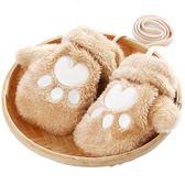 兒童保暖手套冬嬰兒可愛卡通加絨寶寶手套男童女童1-3歲 SDN-0814