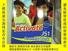 二手書博民逛書店Longman罕見activate JS1Y203004