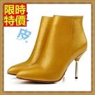 短靴子高跟品味優雅-率性流行女休閒鞋子12款66c7【巴黎精品】