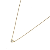 Tiffany & Co 蒂芬妮 18黃K金鑽石項鍊By The Yard Necklace Diamond  【BRAND OFF】