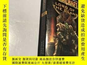 二手書博民逛書店warcraft罕見2lord of the clans(魔獸爭霸2部落之王)Y237539 Christi