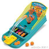 遙控玩具  3-4兒童手指彈射籃球投籃機桌面游戲親子互動男女孩5-6-7 莫妮卡小屋