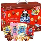 [限時限量促銷] 促銷到6月25日 C89590 明治貓熊夾心餅乾組 35公克X36入/組